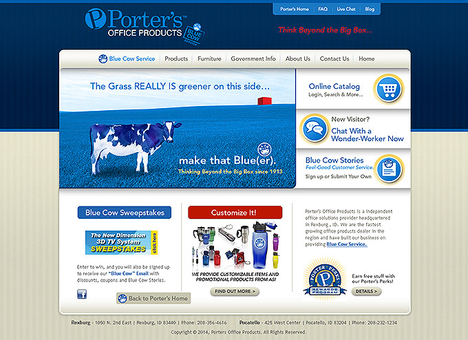 porters-homepage